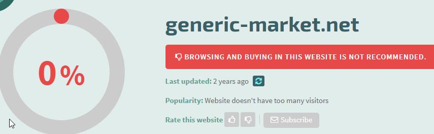 Generic-Market
